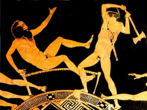 Procusto e Teseu