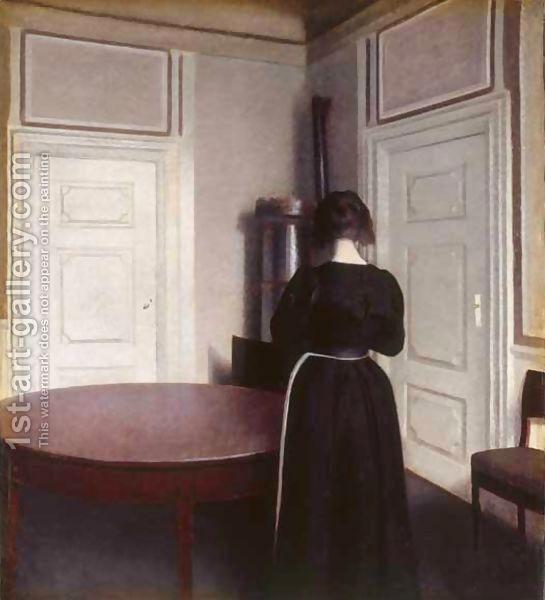 Interior - W. Hammershoi